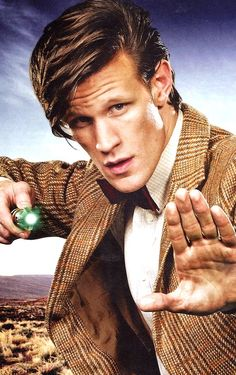 Matt Smith... can't you and I just get married or something already? >.<...