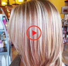 42 ideas hair blonde cut rose gold for 2019 | 1001 Rose Gold Hair Brunette, Blonde Hair, Party Hairstyles, Blonde Highlights, Hair Beauty, Long Hair Styles, Hair Colors, Ideas, Blonde Hairstyles