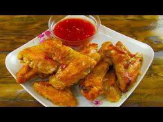 Ну очень вкусные, куриные крылышки в духовке! - Люблю готовить - Страна Мам Chicken Wings, Meat, Recipes, Food, Meals, Yemek, Recipies, Recipe, Eten