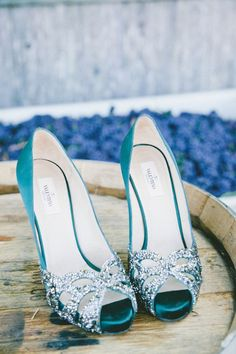 Featured photo: Onelove Photography; Shoes: Valentino