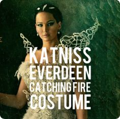 Create an authentic, inexpensive Katniss Everdeen costume with this detailed, step-by-step The Hunger Games: Catching Fire costume guide. Here...