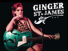 Ginger St. James Trio @ LMC!!! | London, ON live at London Music Club - May 12, 2018 #lmc, #Gingerstjames, #london