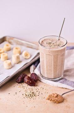 Smoothie para começar bem o dia | 25 cafés da manhã fáceis para impulsionar seu dia