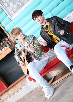 Every Day6 April | Jae & Wonpil