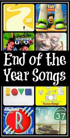 End of the Year Songs