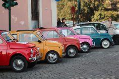 Fiat 500 | Italy