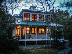 Perfect Summer Wrap Around Porches