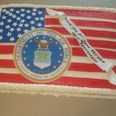 Airforce cake