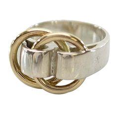 Hermes Metal Ring US 5.5