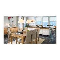 BJURSTA Mesa extensible IKEA Gran duda: BJURSTA redonda o rectangular?