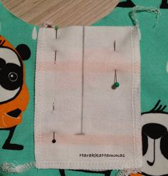 HarakkaHammas: Nappilistan ohje The More You Know, Sewing Hacks, Projects To Try, Creative, Baby, Clothes, Ideas, Outfits, Clothing