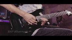 Djent Guitar Tone - LTD H-307 and TSE X50 2.4.5 Guitar Amp Plugin #metal #rock #youtube #szaszi #music