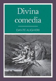 DIVINA COMEDIADante AlighieriLa Divina comedia, una gran obra de la literatura medieval, es una visión profundamente cristiana del destino temporal y eterno del ser humano. En su nivel más personal, Dante describe la propia experiencia al exilio del poeta de su ciudad nativa en Florencia