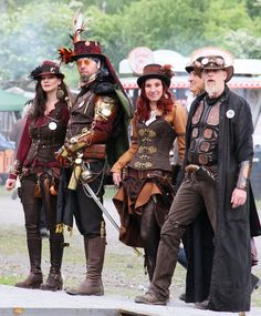 von Clemens Kuytz Steampunk Project Ideas DIY Steampunk C Steampunk Cosplay, Pirate Steampunk, Steampunk Mode, Chat Steampunk, Design Steampunk, Style Steampunk, Gothic Steampunk, Steampunk Clothing, Mens Steampunk Costume