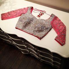 #ctcwest #blouse #lehenga