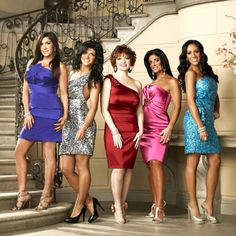 Real Housewives of NJ...Them and basically the real housewives of ANYWHERE!