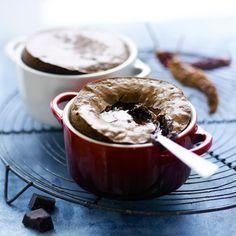 Découvrez la recette Gateau au chocolat top fondant sur cuisineactuelle.fr.