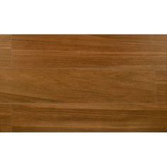 The Kensington Cherry Wood look porcelain tile is a great option to provide you with the look of wood, but the durability and easy maintenance of tile. These 8 x tiles offer a subtle tone, woo Porcelain Wood Tile, Wood Tiles, Wood Look Tile Floor, Living Room Flooring, Bamboo Cutting Board, Home Improvement, Cherry, Home And Garden, House Design