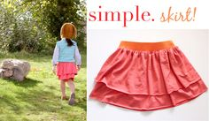 Simple Simon & Company: Skirting the Issue: Disney from Ruffles and Stuff