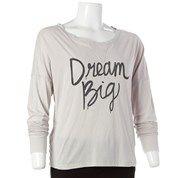 pilot :') love this shirt  Dream Big T-Shirt - Jr.