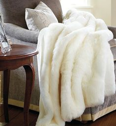 Whether placed on your bed, chair, or sofa, these throws add a dash of sophisticated elegance to your home, and make an excellent gift.