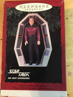 A personal favorite from my Etsy shop https://www.etsy.com/listing/535302239/captain-picard-star-trek-next-generation