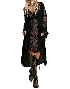 R.Vivimos Women Cotton Embroidered High Low Long Dresses ... https://www.amazon.com/dp/B00WMNEM5W/ref=cm_sw_r_pi_dp_x_HC3XzbTSMKEDK