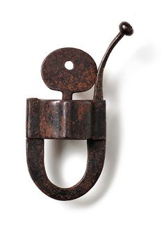 Key and Lock - Mary Greg Collection, Manchester Art Gallery.