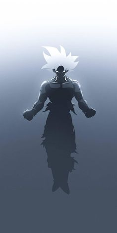 Ultra Instinct (Mastered) Goku