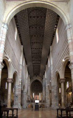Basilica of San Zeno - Verona
