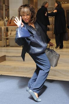 Tina Turner, April '15!!!