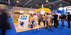 Tactus Exhibiton at The Gadget Show Live 2014 - The Image Group Manchester