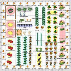 Garden+Plan+-+Community+Garden