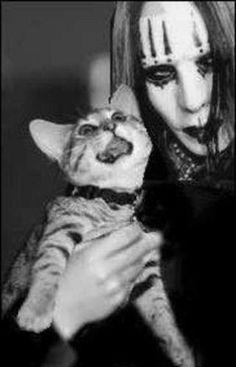 Joey Jordison *meeow* #Slipknot #JoeyJordison