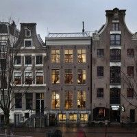 Concrete Architects In Amsterdam's Red Light District