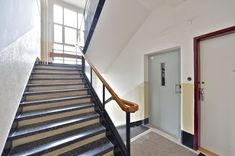 Byt 3 + 1, Milady Horákové, Bubeneč - Praha 7   5 Stairs, Home Decor, Stairway, Decoration Home, Room Decor, Staircases, Home Interior Design, Ladders, Home Decoration