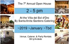 Open House, Catering, Villa, Santa, Bride, Instagram, Wedding Bride, Catering Business, Bridal