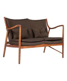 Look at this Esjberg Love Seat from Control brand.