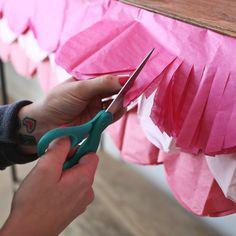 ¿Cómo hacer un arco de globos de fantasía a través de A Beautiful Mess