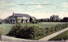 Residences on Lily Pond Lane | Houses of the Hamptons
