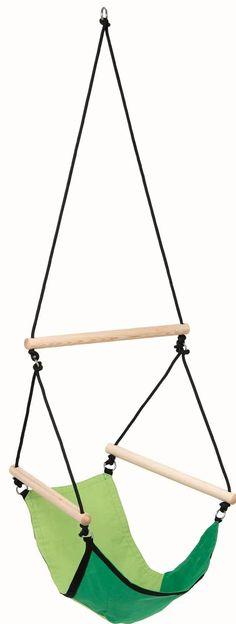 Amazonas Kid's Swinger  Ideale ontspanningsplek voor kinderen Een eigen hangplek is de droom van ieder kind. Een beetje heen en weer schommelen of lekker een boekje lezen of muziek luisteren. Met de Kid's Swinger in huis of in de tuin geeft u kinderen een plekje waar ze helemaal tot rust kunnen komen. De Amazonas Kid's Swinger is een comfortabele hangstoel en kan overal worden opgehangen. Bijvoorbeeld onder een hoogslaper aan die stevige boom in de tuin of aan een stevige balk in huis. De…