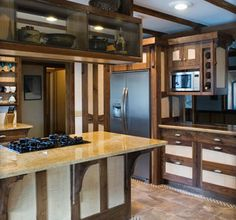 kitchen cabinets color combination two tone craft style kitchen made with american black walnut frame work highly figured tiger maple panels kitchen colour schemeskitchen 350 best color schemes images on pinterest kitchens colors and