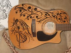 Sharpie® Gallery | Sharpie Custom Guitar Work!
