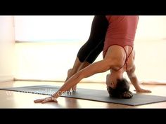 ▶ Ashtanga Yoga Primary Series: Marichasana B with Maria Villella - YouTube