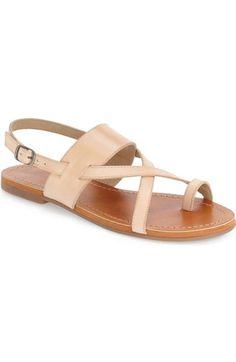Lucky Brand 'Ellsona' Slingback Sandal (Women) available at #Nordstrom