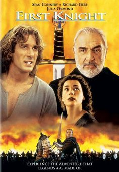 Richard Gere, Sean Connery, and Julia Ormond, recipe for VERY GOOD MOVIE!!!!