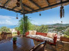 terrassengestaltung ideen bilder schöne kleine terrasse in der ...
