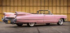 1959 Cadillac finished in pink - Oldtimer - cars classic 1959 Cadillac, Cadillac Series 62, Pink Cadillac, Cadillac Fleetwood, Mustang, Cadillac Eldorado, Cadillac Escalade, Escalade Esv, Ferrari