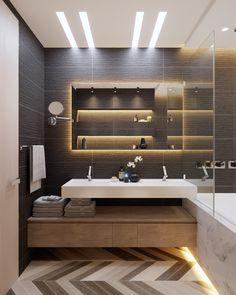 DE&DE/Apartments in Ukraine on Behance