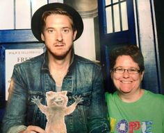 @TheBloggess @RattyBurvil Rory is in Louisville KY with Rory!  Thanks Arthur Darvill, such a nice guy!  #wheresrory